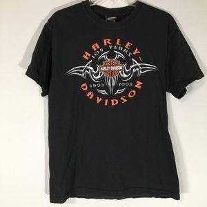 Harley-Davidson 105th Dealer Graphic T Shirt
